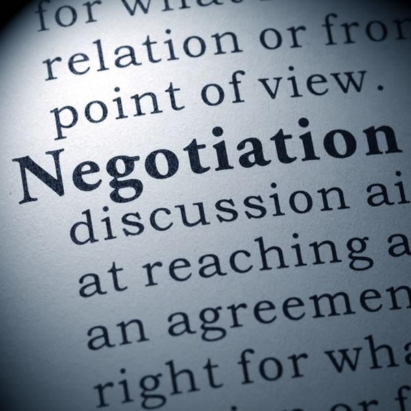 Negotiating Settlement Agreement Terms